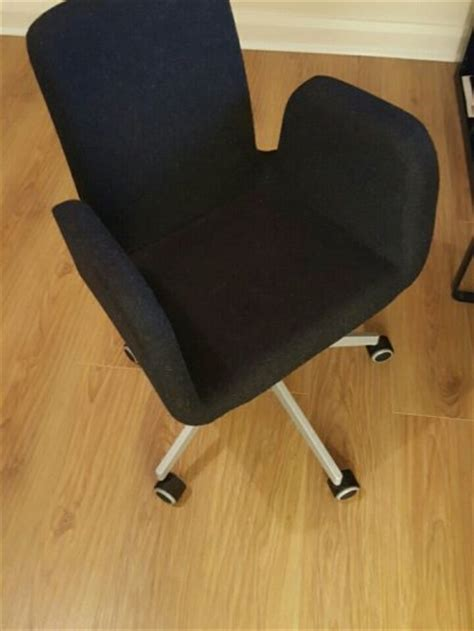 ikea swivel chair patrik for sale in east wall dublin