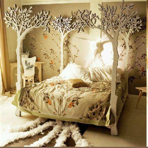 fantasy bedroom tree bed cool beds fantasy furniture