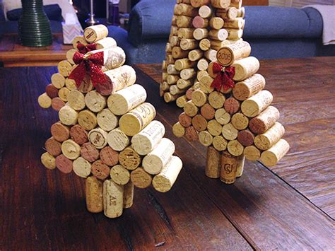 christmas cork idea images 5 simple and awesome diy ideas for wine vino visit