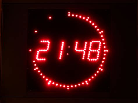 images light number hour red lighting minute neon sign