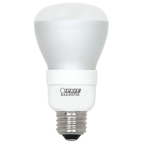 50w equivalent soft white 2700k r20 dimmable cfl light