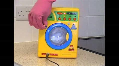 Circuit Bent Toy Washing Machine Freeform Delusion