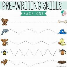 1000+ Ideas About Prewriting Skills On Pinterest  Fine Motor, Worksheets And Tracing Worksheets