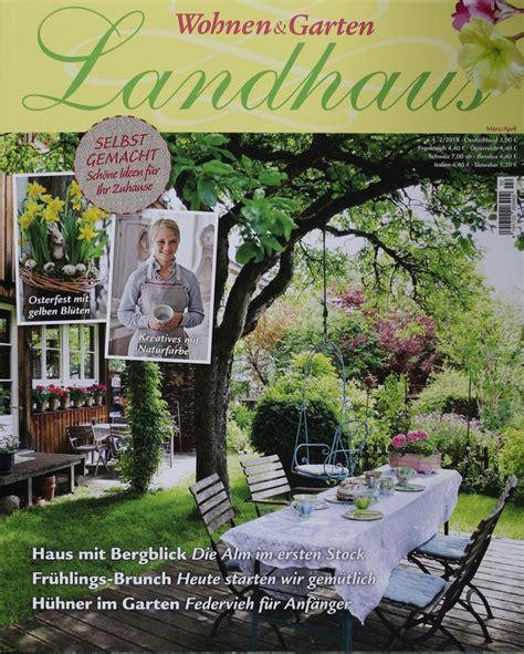 Landhaus Wohnen by Wohnen Garten Landhaus 22018 Zeitungen Und Zeitschriften