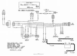 Dixon Ztr 3303  2003  Parts Diagram For Wiring