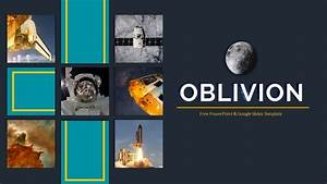 Powerpoint Theme Templates Oblivion Free Space Themed Google Slides Powerpoint