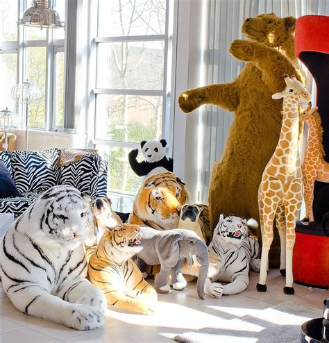 tiger plush toy  fabulous