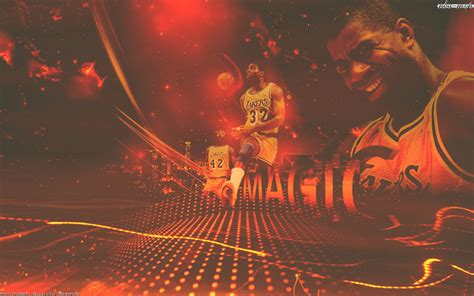 Magic Johnson Wallpapers Basketball Wallpapers At