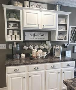 Rae, Dunn, Coffee, Bar, Kitchen