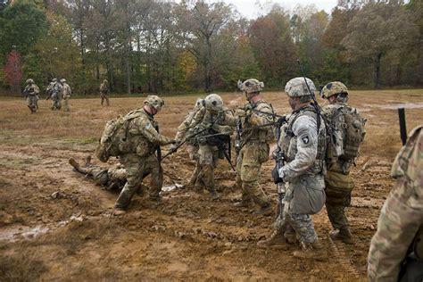 fort campbells  brigade combat team attack company