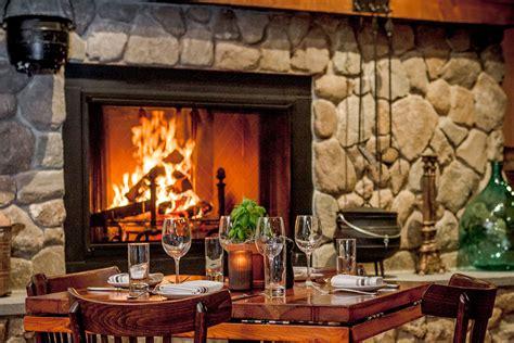 boston restaurants  cozy fireplaces boston magazine