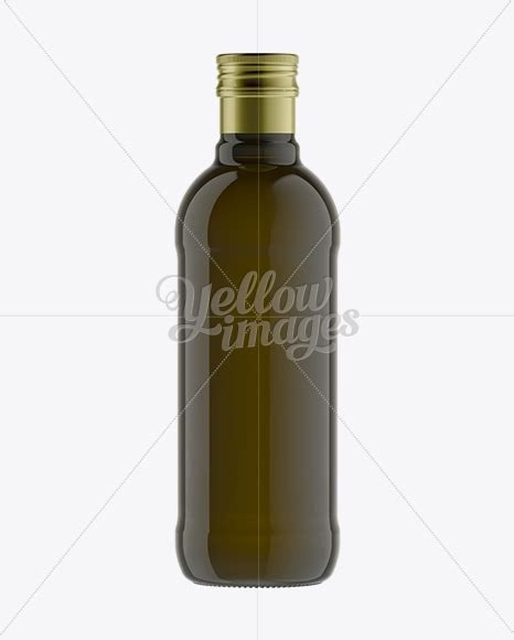 We frankly couldn't stop and limit the selection of bottle mockup template with 5 categories since there are still so many design templates. 500ml Antique Green Olive Oil Bottle Mockup in Bottle ...