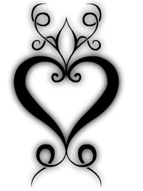 Love this   Tribal heart tattoos, Heart tattoo designs, Tattoo designs