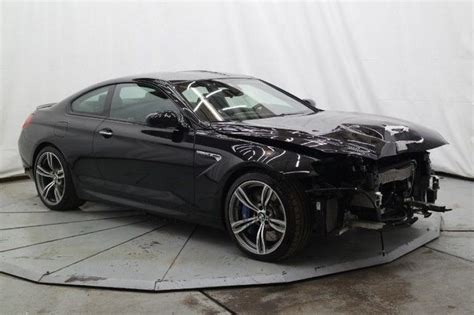 2014 Bmw M6 Repairable For Sale