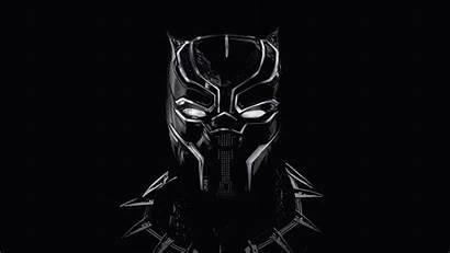 Panther Wallpapers Artwork Mask Marvel 5k Desktop
