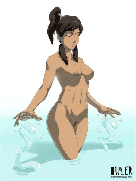 Korra Nude Waterbending Avatar Korra Hentai Pics