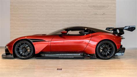 Une Aston-martin Vulcan 2016 à Vendre Pour 3,4m$ Us