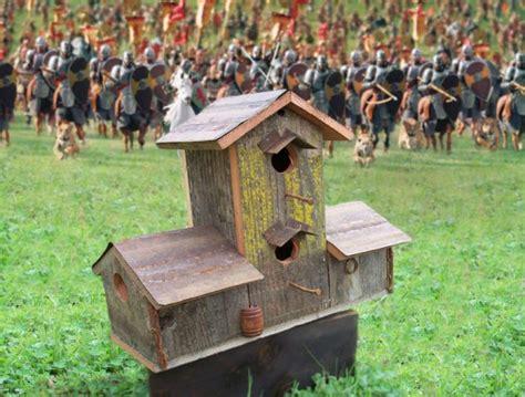 Vogelhaus Dekoideen