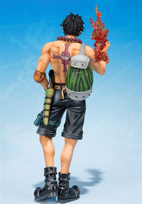 One Piece Figuarts Zero 5th Anniversary Portgas D Ace