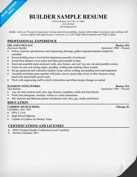 jobresumeweb free resume builder