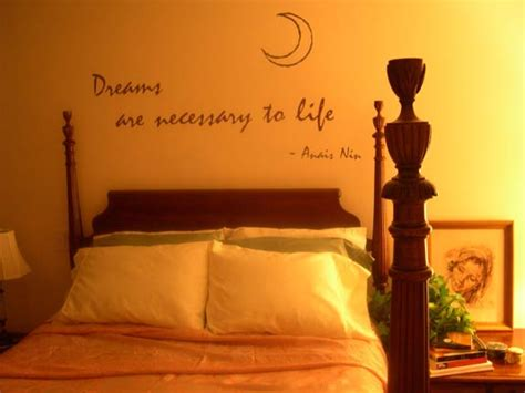 Bedroom Wall Quotes For Walls Quotesgram