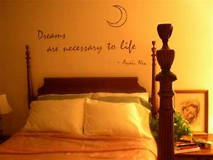 Bedroom Wall Quotes For Walls. QuotesGram