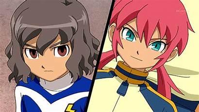 Inazuma Eleven Kirino Tsurugi Galaxy Kyousuke Shindou