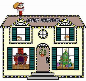 Christmas Houses Animated Graphics - Animate It!
