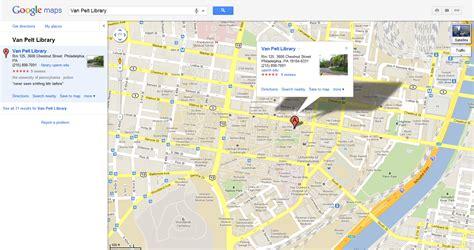Google Maps Pennwic