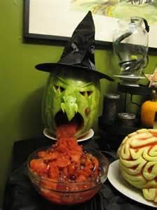 Halloween Party Fruit Salad