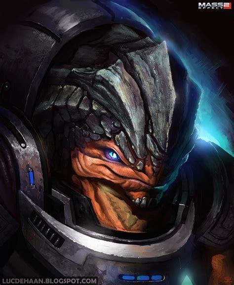 Grunt By ~omuk On Deviantart Mass Effect Pinterest