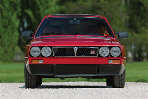 twincharged  lancia delta  stradale