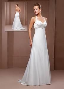Robe Simple Mariage : robe de mariee simple et pas chere id es et d 39 inspiration sur le mariage ~ Preciouscoupons.com Idées de Décoration