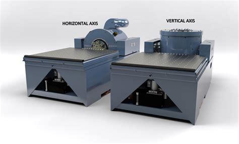 3 axis vibration table st slip table assemblies