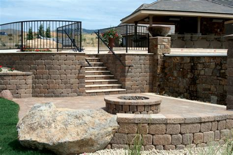 retaining wall styles photo gallery portsmouth block inc providing the ohio valley tri state with retaining