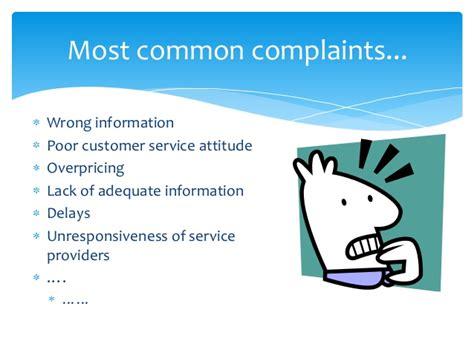 Customer Complaint Procedure Template