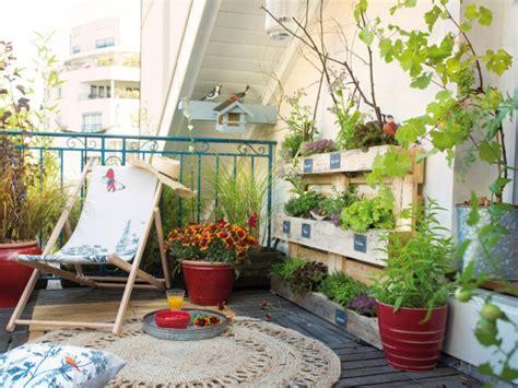 jardiner en ville  faire pousser sur  balcon