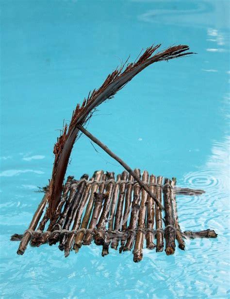 Diy Kitchen Organization Ideas - summer c for kids sailing a stick raft make and takes