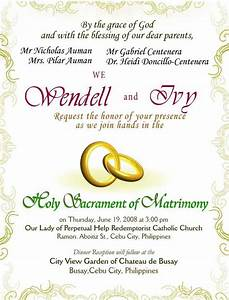 wedding invitations for second marriages annes With sample wedding invitations for second marriages