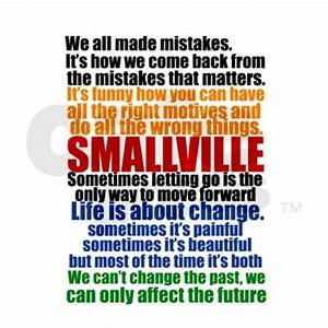 Top 25 ideas ab... Favorite Smallville Quotes