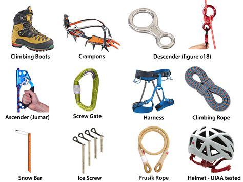 Climbing Gear List For Mera Peak Climbing Explore