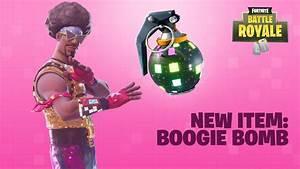 New Item Boogie Bomb