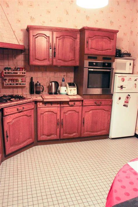 r駭 vieille cuisine moderniser une vieille cuisine sans repeindre les meubles en bois