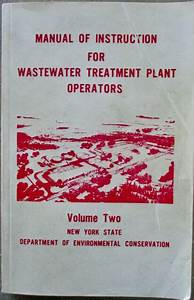 Manual Of Instruction For Wastewater Treatment Plant