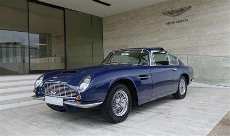 Aston Martin DB6 MKIIs Vantage | Aston martin, Aston martin db6, Aston