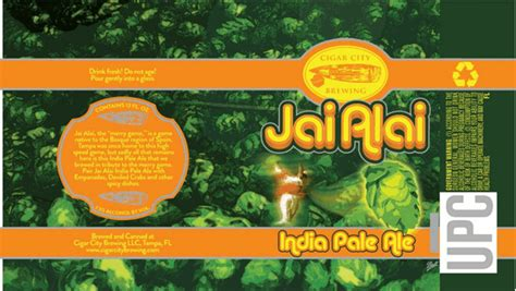 Cigar City Jai Alai, Maduro Brown Ale cans now available ...