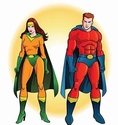 Superheroes Super Heroes Marvel Save Male Female