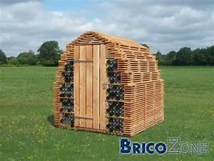 Bucher A Bois : construire un abris bois de chauffage page 3 ~ Premium-room.com Idées de Décoration