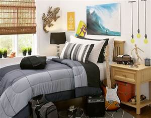best visual in dorm room ideas for guys With boys dorm bedding