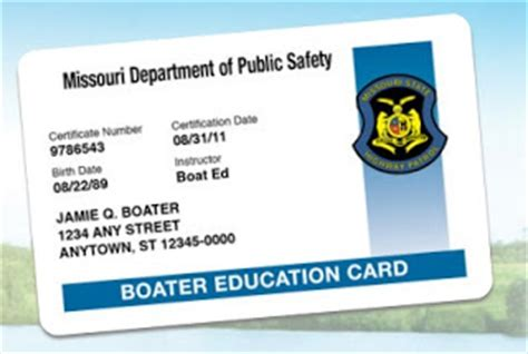 Age For Missouri Boating License by Bombay Boat Rental 3 Simple Steps To Get Your Mo Boating